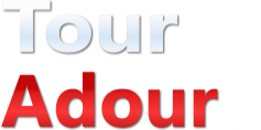 Touradour internet site square logo